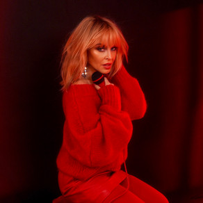 KYLIE MINOGUE MAKES RETURN WITH 'SAY SOMETHING'