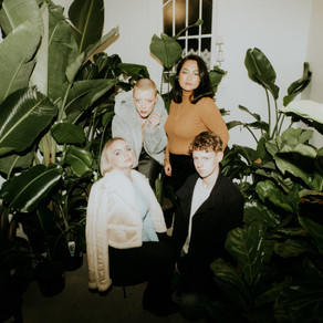 MOANING LISA ANNOUNCE DEBUT ALBUM 'SOMETHING LIKE THIS BUT NOT THIS'