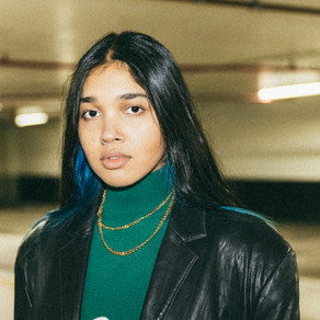 PREMIERE: WATCH THE VISUAL FOR MEGHNA'S NEW TRACK 'IN MY DNA'