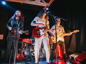 THE SHANG LAUNCH NEW SINGLE 'HERE I STAND' AT OXFORD ART FACTORY