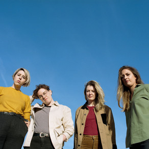 PILLOW QUEENS RELEASE NEW SINGLE 'HANDSOME WIFE'