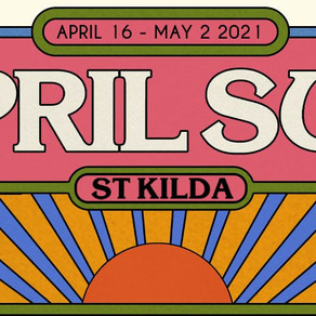 APRIL SUN DROP STELLAR LINEUP FOR ST KILDA PROGRAM