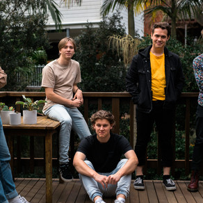AFTERTHOUGHT TAKE US THROUGH THEIR DEBUT EP TRACK BY TRACK