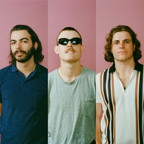 CROCODYLUS ARE HITTING THE ROAD + DROP NEW TRACK CAMOUFLAGE