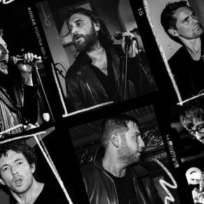 JADED HEARTS CLUB ANNOUNCE DEBUT ALBUM