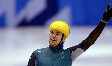Winning Australia's First Winter Olympic Gold Medal       with Steven Bradbury