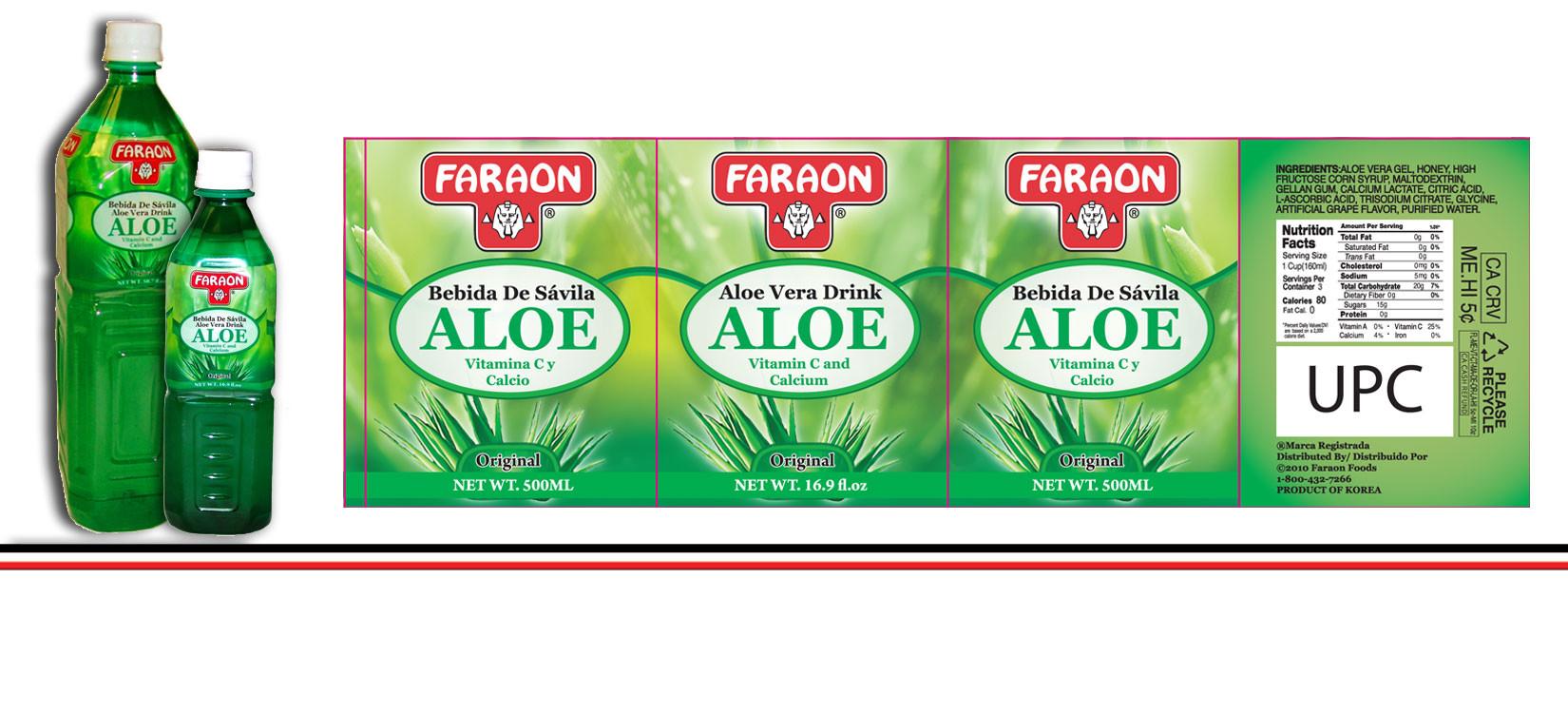 Faraon Aloe Original