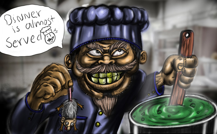 Dirty Chef