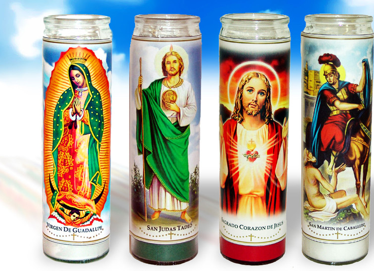Rosary Candles