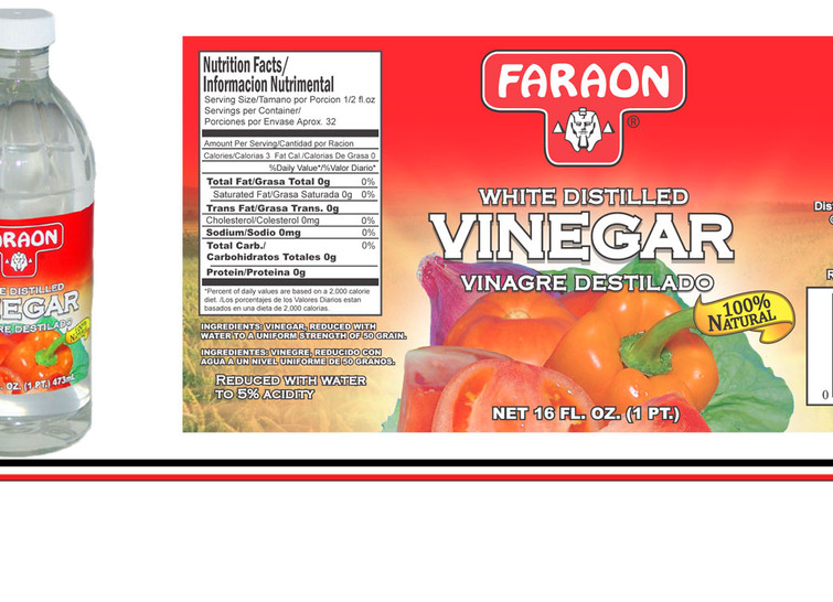 Faraon Vinegar