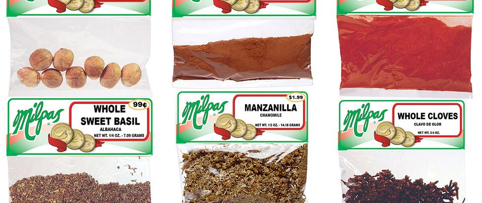 Milpas Spices