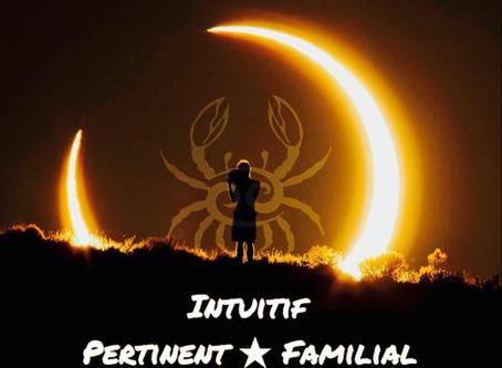 Rituel Solstice ~ Nouvelle Lune Cancer ~ Éclipse Solaire