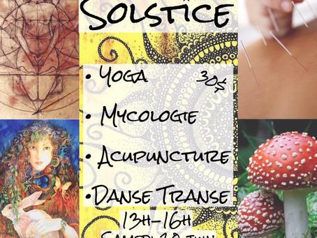 Célébration Solstice ~ Nouvelle Lune Cancer ~ Éclipse Solaire 20 juin 2020
