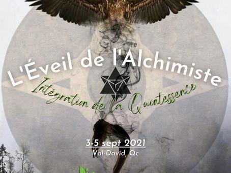 l'Éveil de l'Alchimiste | Intégration de la Quintessence