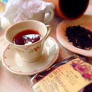 有機栽培の紅茶(ポットサービス)