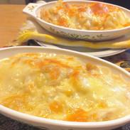 玄米グラタンセット