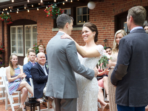 5 Wedding day details you really should talk about ahead of time