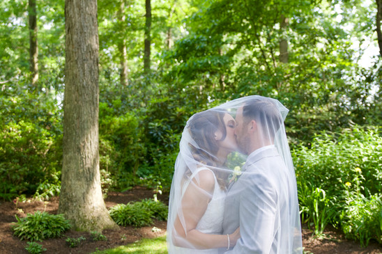Intimate kiss at gramercy mansion