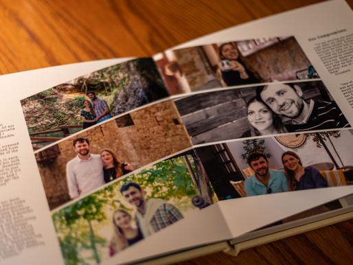Why wedding albums matter