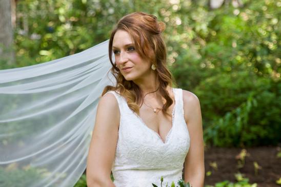 Bride & Veil Gramercy Mansion
