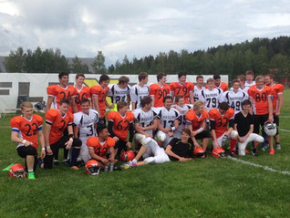 U17 Raiders Vs Seahawks