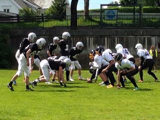 U17 Tønsberg Raiders vs. Lillestrøm Starfighters: 2-38
