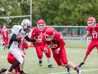 U17 Raiders vs. Vikings
