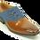 Thumbnail: KS524-12 Button-up Loafer-Cognac
