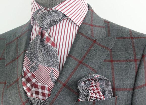Daniel - 10 Tie & Pocket Square