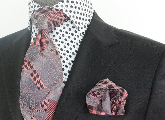 Daniel - 4 Tie & Pocket Square
