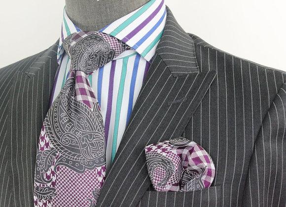 Daniel - 8 Tie & Pocket Square