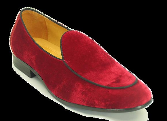 KS525-103V Velvet Prom Loafer