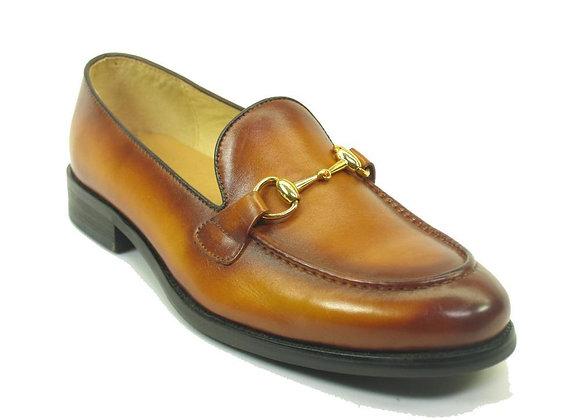 KS708-02 Carrucci Timeless Buckle Loafer
