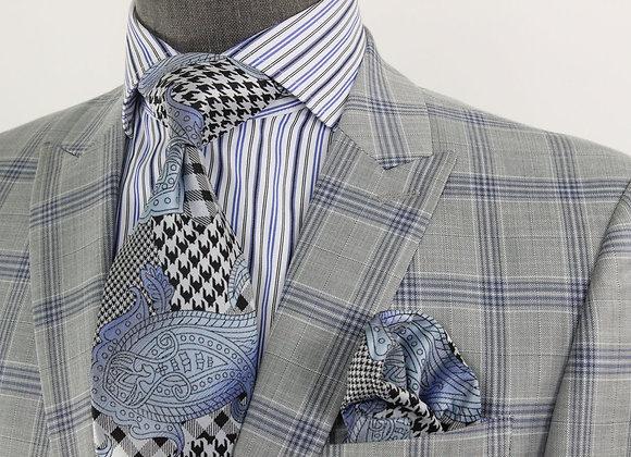 Daniel - 1 Tie & Pocket Square