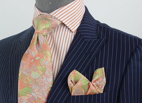 Genesis - 1 Tie & Pocket Square