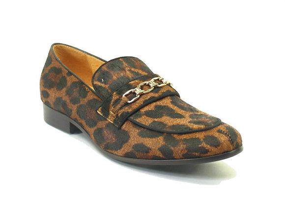 KS525-302X Carrucci Chain Buckle Loafer