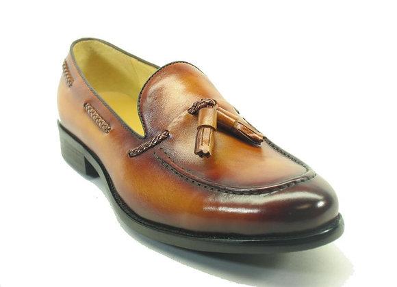 KS708-01 Carrucci Timeless Tassel Loafer