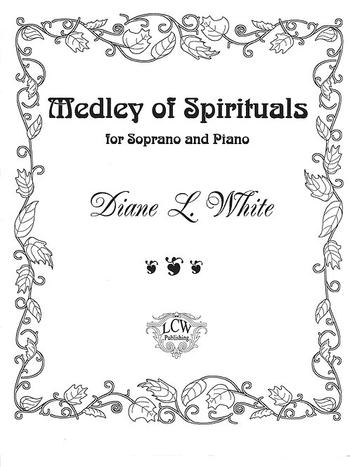 Medley of Spirituals (classical spiritual arrangement)