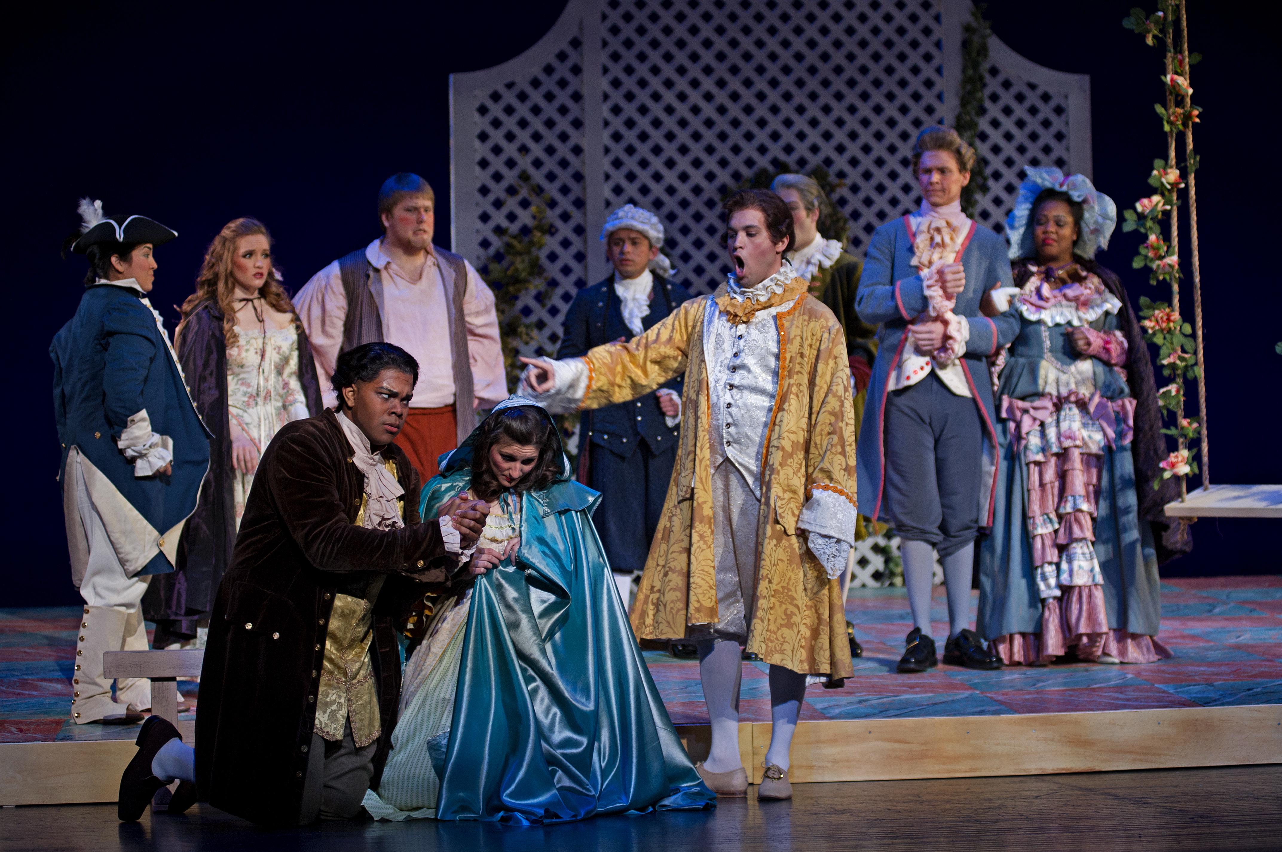 Le Nozze di Figaro - Mozart