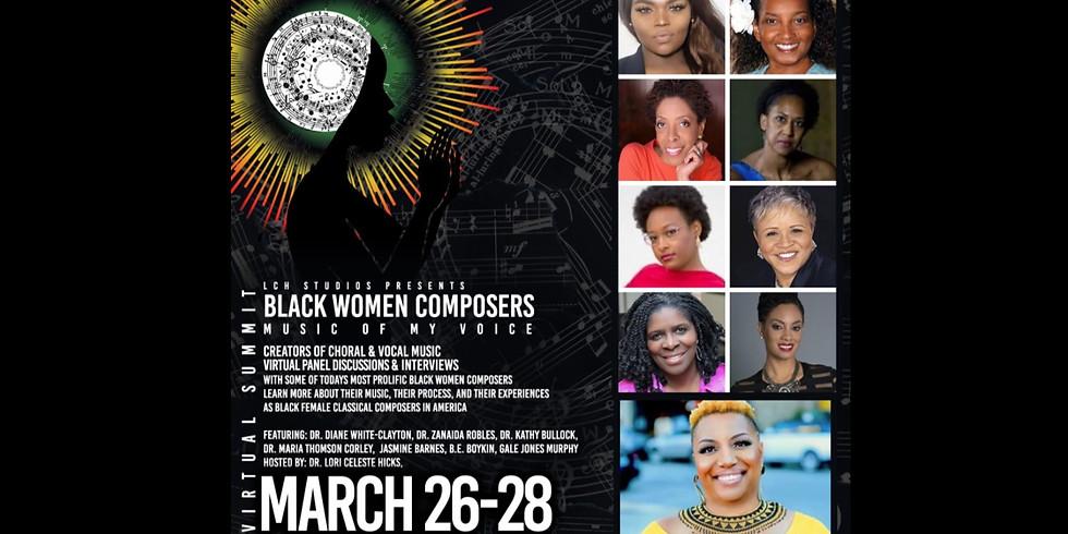 Black Women Composers Symposium
