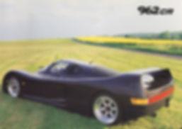 Schuppan 962CR xmas card