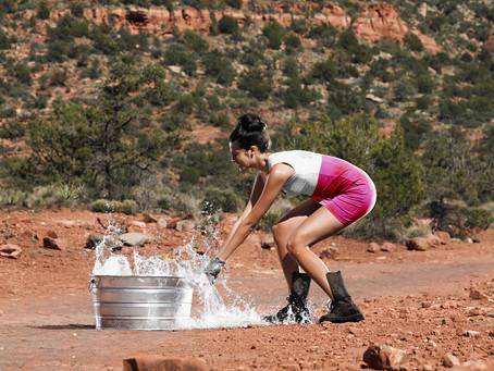 Heat Rash... don't sweat it!