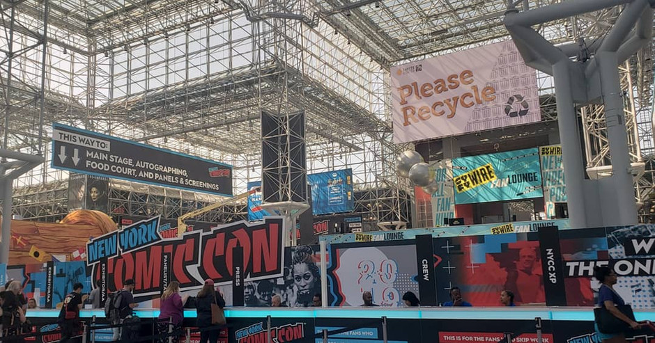 Entrance to Heaven - NYCC 19