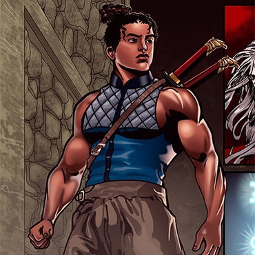 Warrior Breed Color Panel