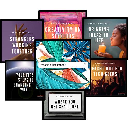 Hackathon Printable Collection