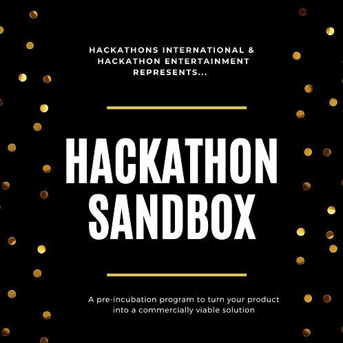 Hackathon Sandbox - Waitlist