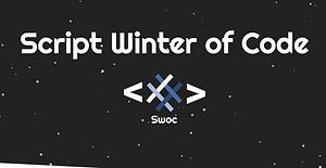 Script Winter of Code