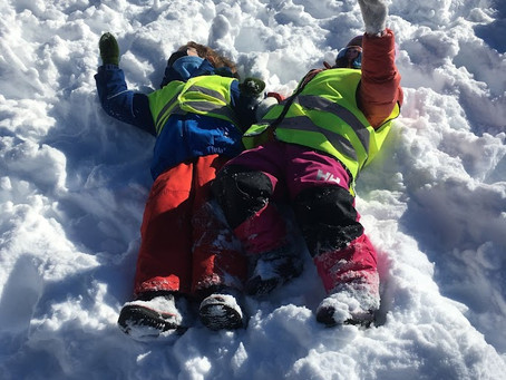 Outdoor Gear for Kids: New England Winter Edition