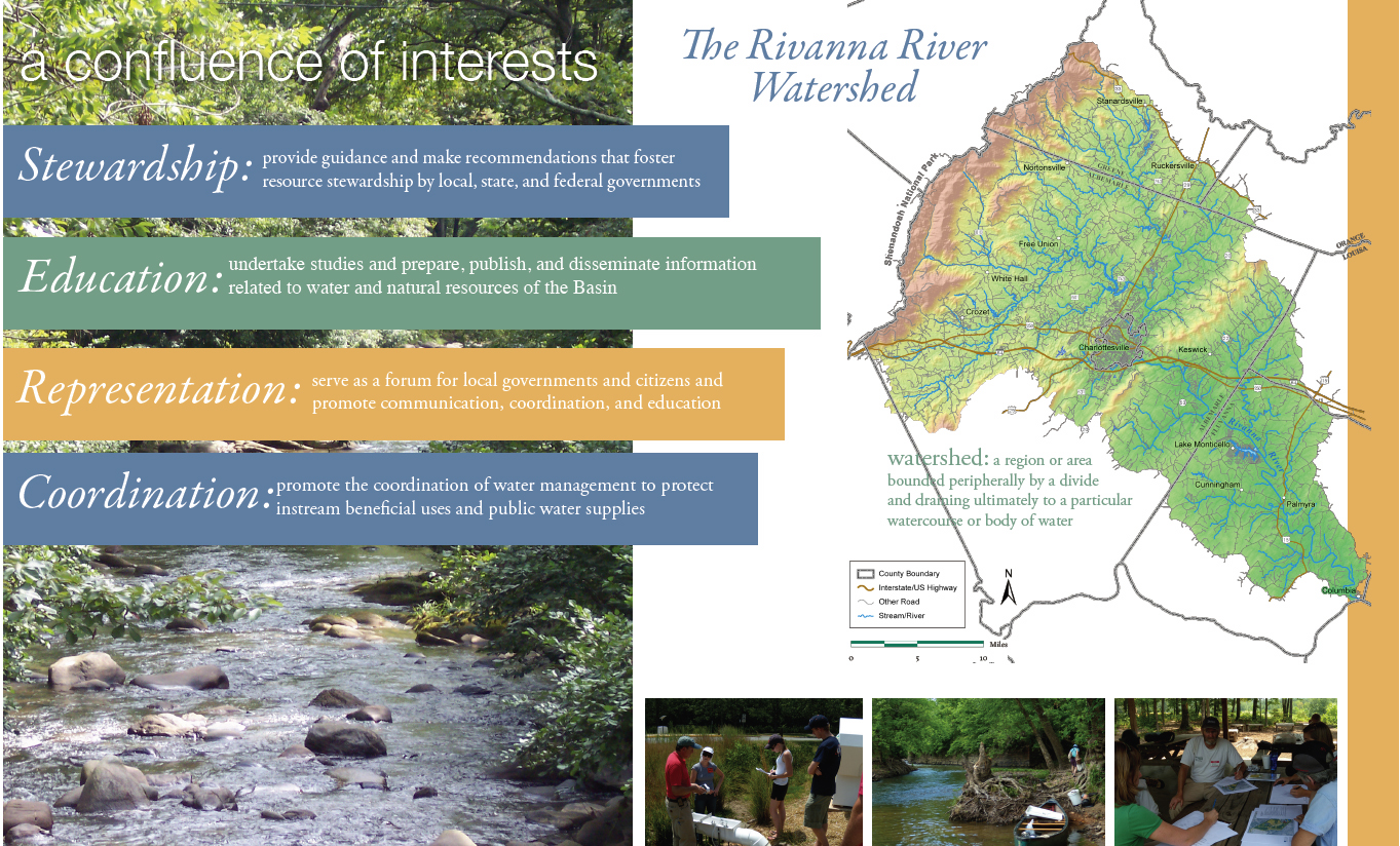 Rivanna River Basin Comm: Marketing