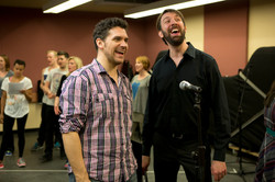 Take the Stage with Broadway Stars
